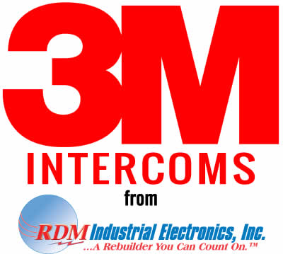 3M/RMD Intercoms