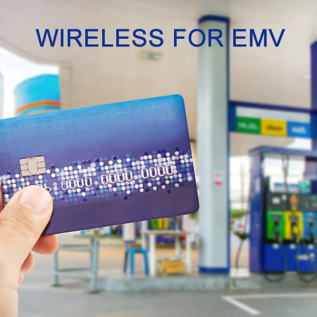 Wireless EMV at the Pump