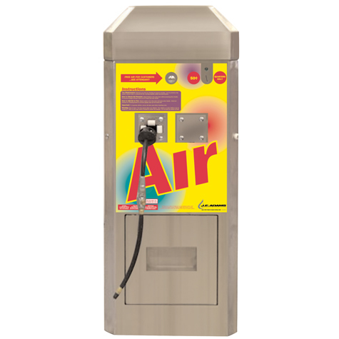 Air Machine Gast Compressor High Security 25 Air Hose