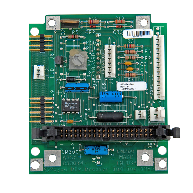 Crystal Car Wash >> ASSY,PCB VISTA CAT ANNUN: Allied Electronics